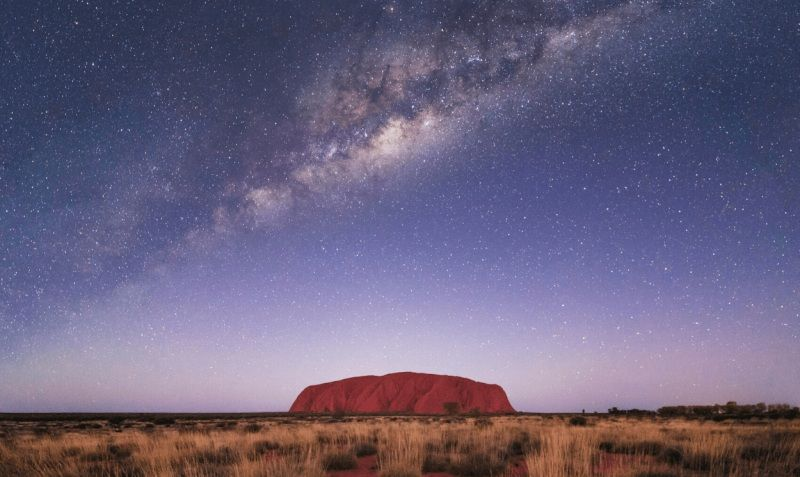 8 Day Uluru (Ayers Rock) View 1